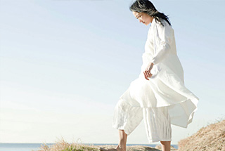 真砂三千代 「Afa 夏の衣」展