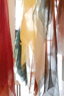 秦泉寺由子 布の世界
