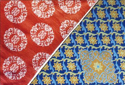 チベット絨毯展
