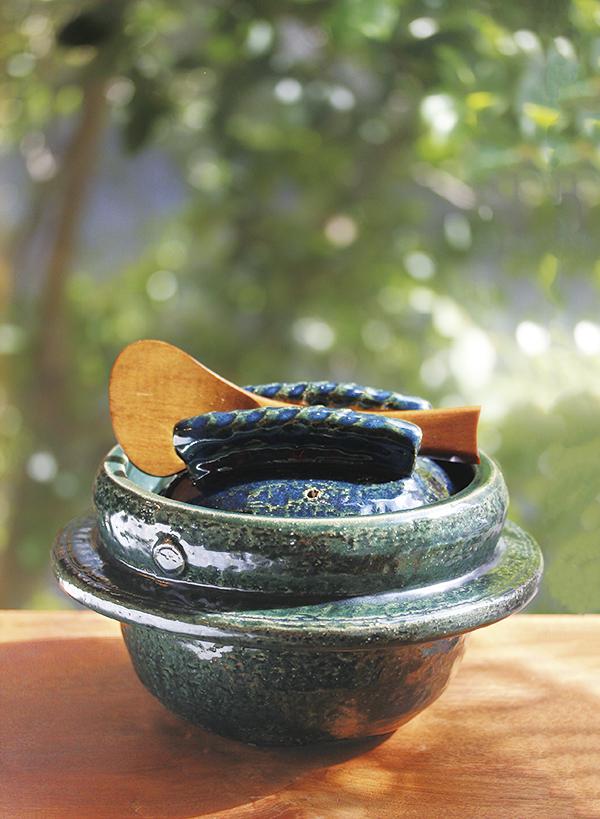 中川 睦の土鍋